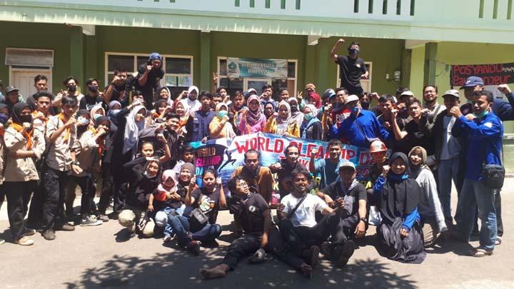 Koropak.co.id - Tim WCD 2020 Dorong Warga di Kabupaten Tasikmalaya Mampu Mengelola Sampah