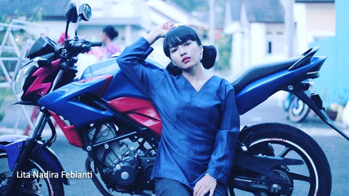 Koropak.co.id - Tips Aman Berkendara dengan Motor Gede Bagi Wanita (2)