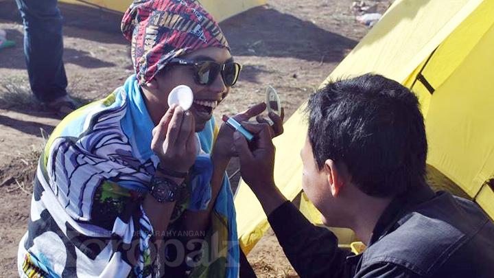 Koropak.co.id -  Tips Merawat Wajah saat Mendaki Gunung 3