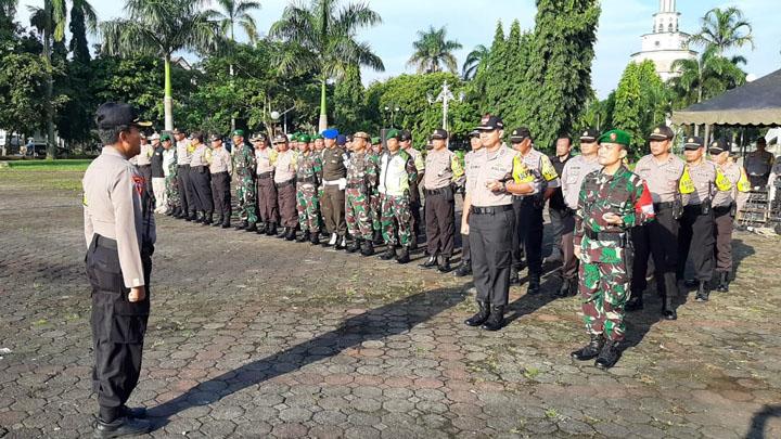 Koropak.co.id - TNI dan Polri Bersatu Siap Amankan Pemilu 2019 (1)