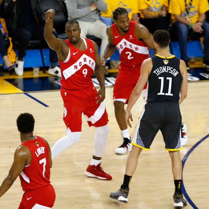 Koropak.co.id - Toronto Raptors Raih Gelar Juara NBA Pertama Kalinya