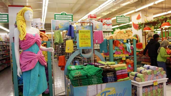 Koropak.co.id - Towel Party Dan Clock Fair Yogya HZ Berikan Diskon Menarik (2)