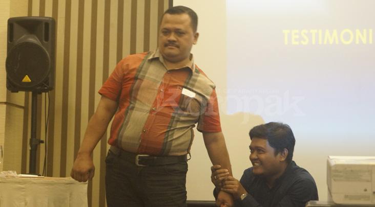 Training Menuju Sukses Bersama MCI