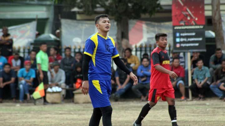 Koropak.co.id - Trio Legenda Persib Ramaikan Danrem Cup 2019 2