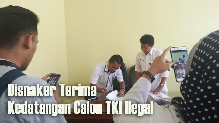 koropak.co.id - Tujuh Calon TKI Ilegal Asal Garut Diamankan (2)