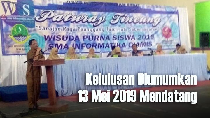 Koropak.co.id -UNBK, SMA Informatika Ciamis Tampung Siswa Lain (1)