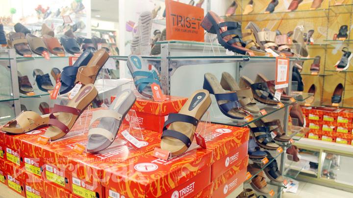 Upgrade Gayamu dengan Triset Shoes
