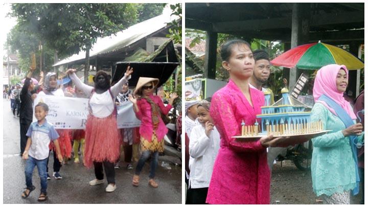 Koropak.co.id - Usai Karnaval Budaya, Teater Dalang dan Wayang Tampil di Sudimara (2)