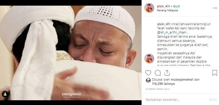 Koropak.co.id - Ustaz Arifin Ilham Wafat di Usia 49 Tahun (2)