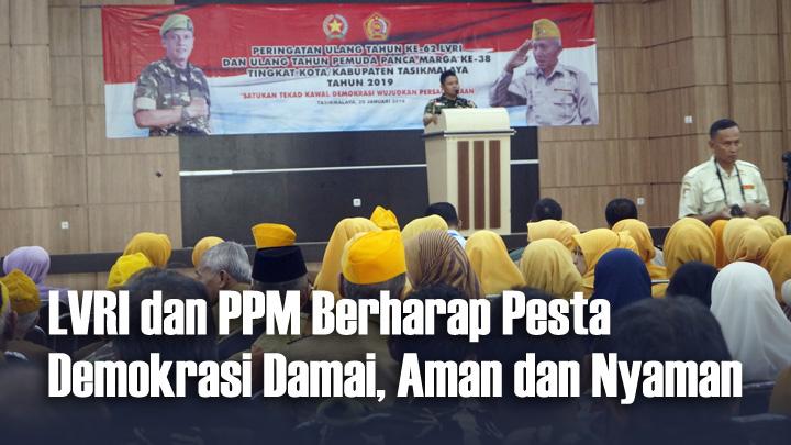 Koropak.co.id - Veteran Republik Indonesia Siap Kawal Pesta Demokrasi (1)