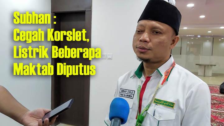 Koropak.co.id - Video Viral Banjir Menerjang Jemaah Haji di Mina Hebohkan Netizen 2