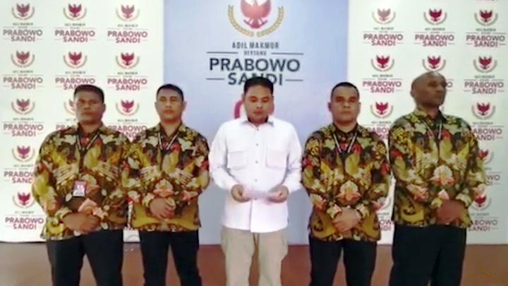 Koropak.co.id - Viral, Beredar Video Prabowo Marahi Pria Berbaju Batik (2)