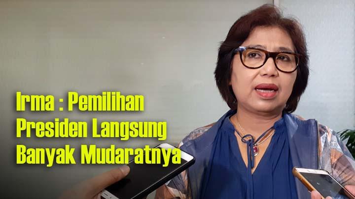 Koropak.co.id - Wacana Pemilihan Presiden Oleh MPR Menuai Pro Kontra (2)