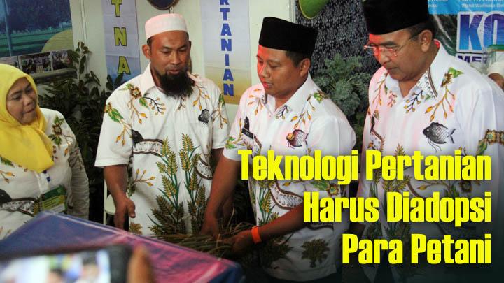 Koropak.co.id - Wagub Jabar Dorong Lahirnya Petani Milenial (3)