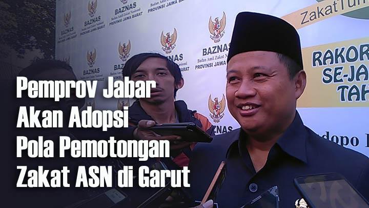 Koropak.co.id - Wagub Jabar Menilai Garut Jadi Pilot Project Pengelolaan Zakat (2)