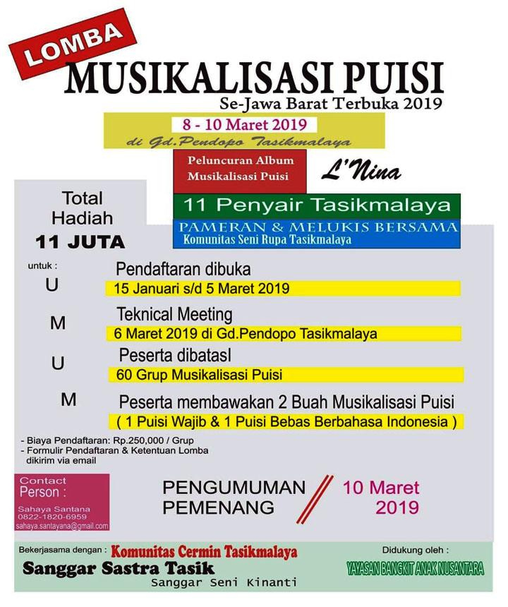 Koropak.co.id - Wajah Baru Seni Sastra Puisi (2)