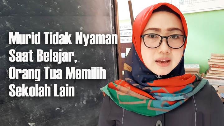 Koropak.co.id - Wajah Pendidikan Di SDN Cikadongdong Kabupaten Tasikmalaya Memprihatinkan (2)