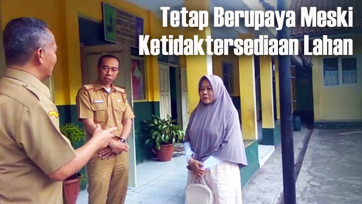 Koropak.co.id - Wajah Pendidikan Di SDN Cikadongdong Kabupaten Tasikmalaya Memprihatinkan (3)