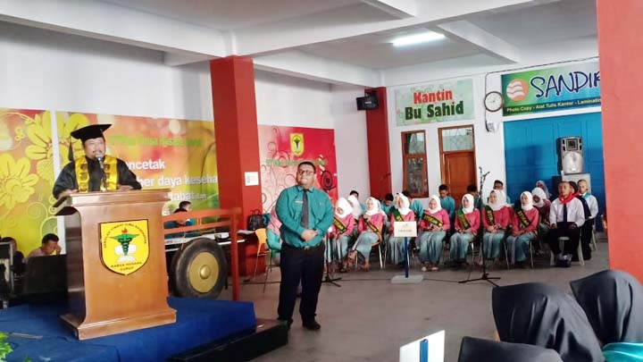 Koropak.co.id - Wakil Bupati Garut Harapkan Mahasiswa Memiliki Integritas (3)