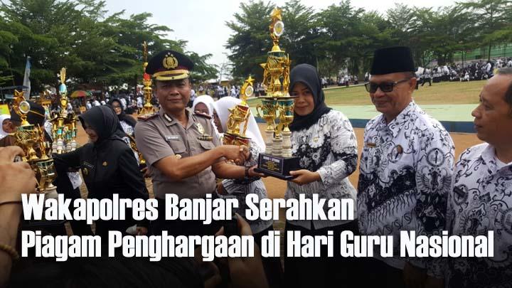 Koropak.co.id - Walikota Banjar Bacakan Pidato Mendikbud di Hari Guru Nasional (2)