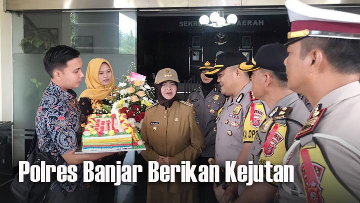 Koropak.co.id - Walikota Banjar Genap Berusia 66 Tahun 1