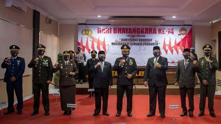Koropak.co.id - Walikota Berikan Penghargaan Atas Kinerja Polres Tasikmalaya Kota (2)