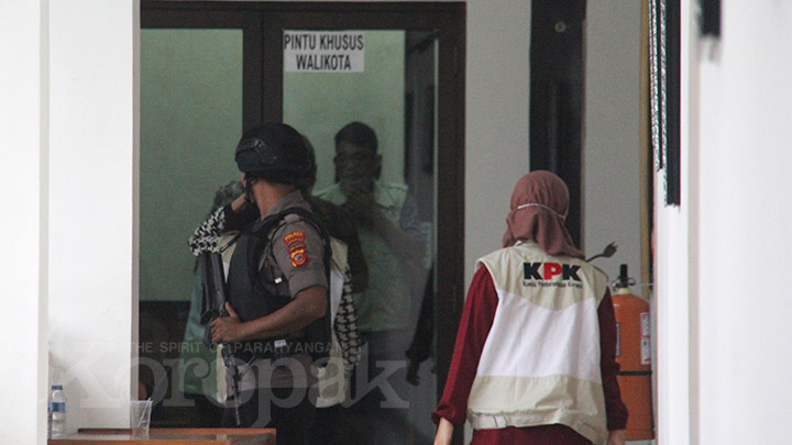 Koropak.co.id - Walikota Legowo Atas Hasil Keputusan KPK 2