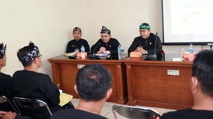 Koropak.co.id - Walikota Tasikmalaya Ajak Tingkatkan Kinerja di Semua Sektor