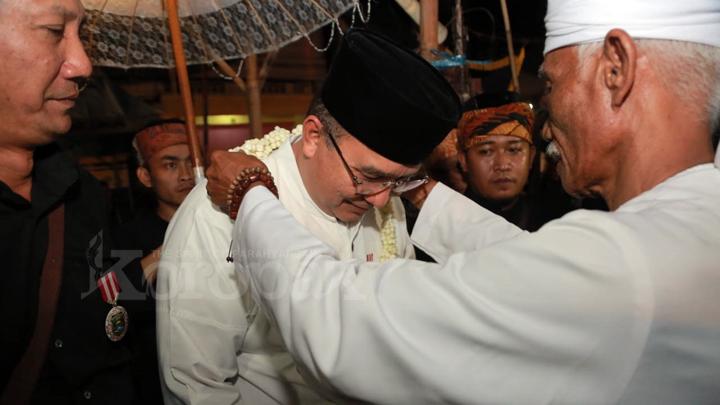 Walikota Tasikmalaya Hadiri Milad Sinar Pusaka Sukapura