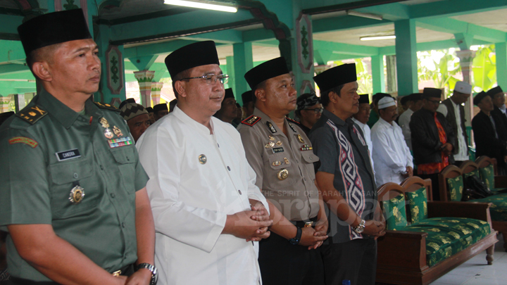 Walikota Tasikmalaya Hadiri Silaturahmi di Ponpes Sulalatul Huda
