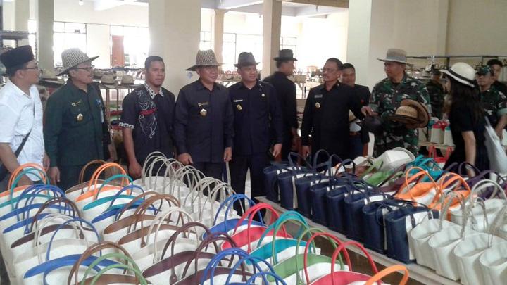 Koropak.co.id - WANTANNAS RI Kunjungi Kampung Sukaruas Rajapolah 3