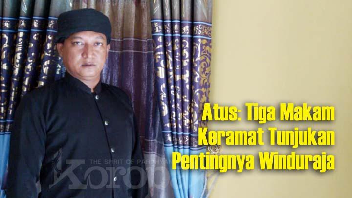 Koropak.co.id - Winduraja dan Sakralnya Tiga Makam Keramat Raja Sunda (2)