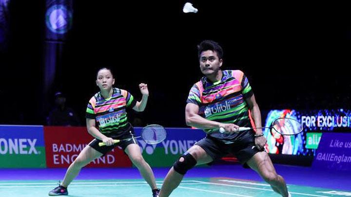 Koropak.co.id - Winny Antusias Debut di Indonesia Open 2019 (2)