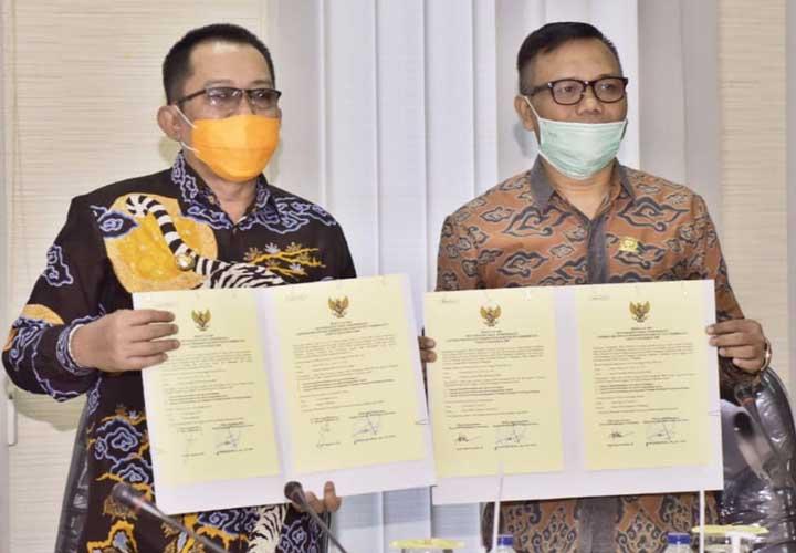 Koropak.co.id - WTP Tantangan Berat Dalam Meningkatkan Kinerja Pemerintah Ke Depan