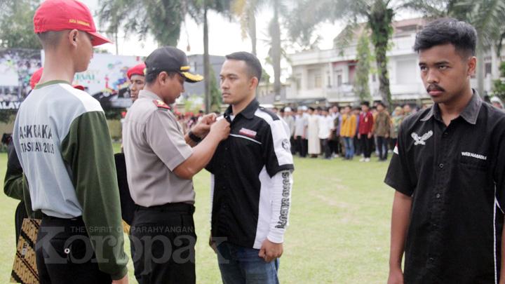 Koropak.co.id - Wujudkan Dua Juta Relawan Lalu Lintas (2)