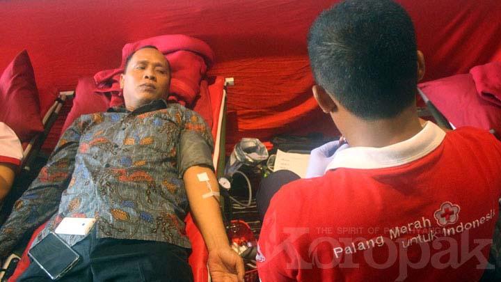Koropak.co.id - Wujudkan Kepedulian, Hotel Horison Gelar Donor Darah (2)