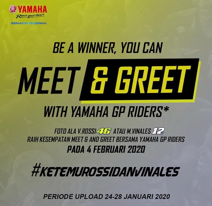 Koropak.co.id - Yamaha Indonesia Hadirkan Dua Pembalap Dunia Ke Indonesia Tahun Ini (2)