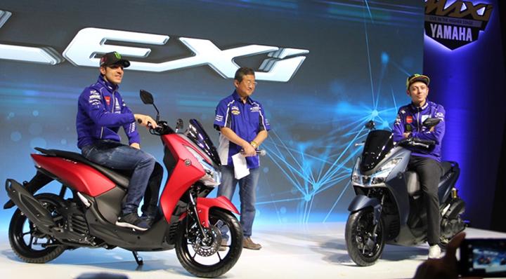 Yamaha Lexi Curi Perhatian Masyarakat