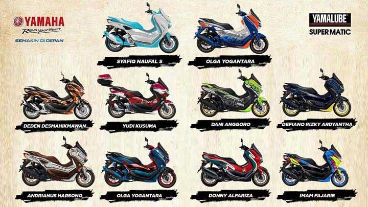Koropak.co.id - Yamaha Umumkan Jawara Unggulan CostuMAXI (2)