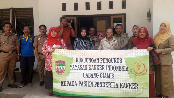 Koropak.co.id - Yayasan Kanker Imbau Penderita Harus Semangat Jalani Pengobatan (1)