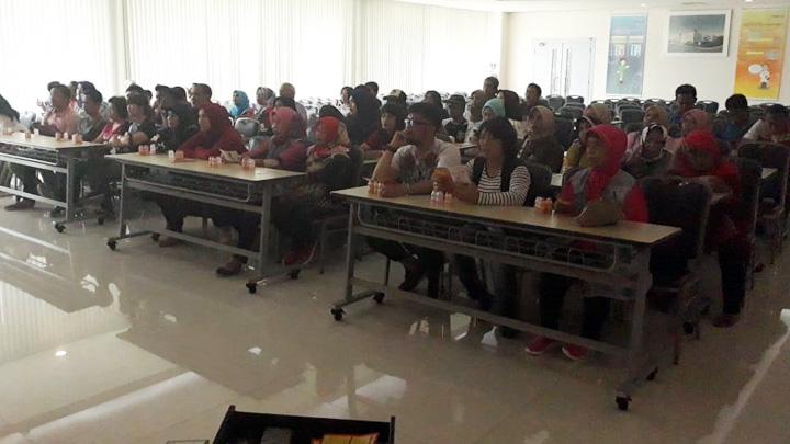 Koropak.co.id - Yogya HZ Kunjungi PT Yakult Indonesia Persada Sukabumi (2)