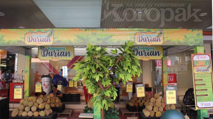 Koropak.co.id - Yogya HZ Tasikmalaya Tawarkan Aneka Durian Lokal Terbaik (2)