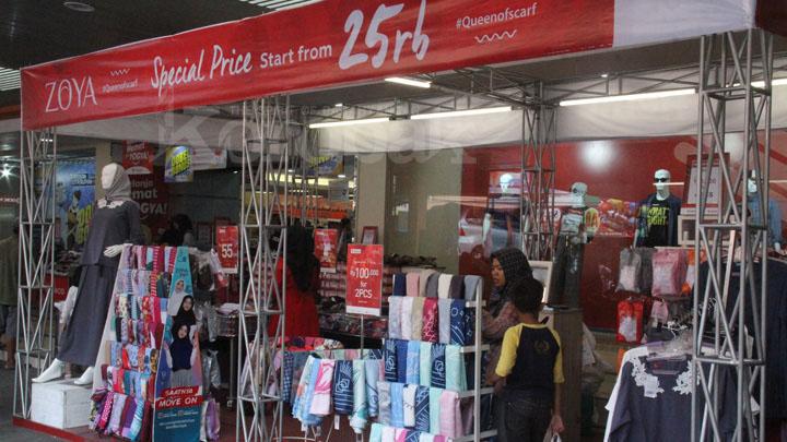 Koropak.co.id - Zoya Fair Tawarkan Aneka Kerudung Berkualitas (2)