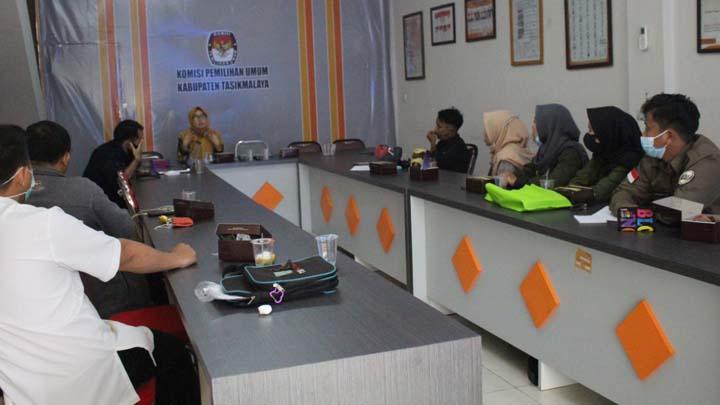 KPU Ingatkan Pemilih Untuk Memakai Masker dan Membawa Pulpen Saat Ke TPS (2)
