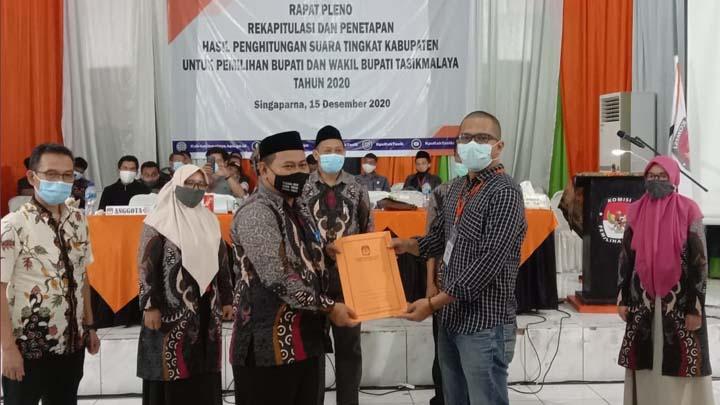 KPU Kabupaten Tasikmalaya Tunggu Penetapan MK, Jika Ada Gugatan (2)