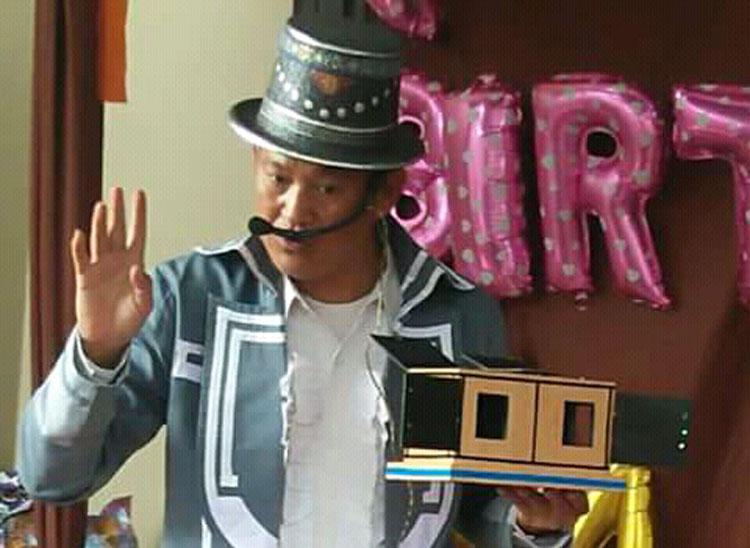 Mr Arian Magic Studio