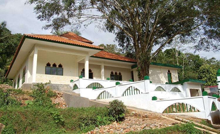 Wisata Ziarah Pamijahan Tasikmalaya