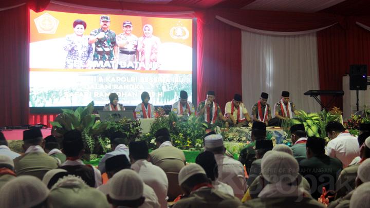 Panglima TNI dan Kapolri Safari Ramadan ke Kota Tasikmalaya