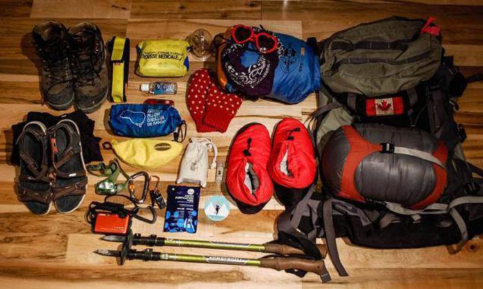 Persiapkan Hal Berikut Sebelum Mendaki