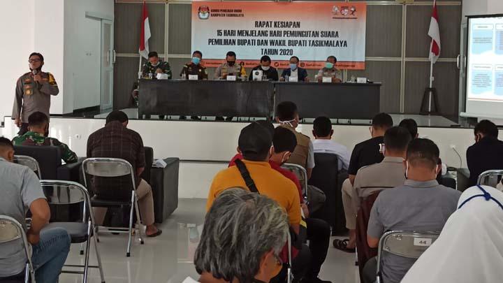 Polres Tasikmalaya Kota Beberkan Peta Kerawanan Pilkada Kabupaten Tasikmalaya (2)